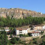 Alpuente acoge por primera vez la gira de Las Pequeñas Europas de Escena Erasmus y Diputación de València