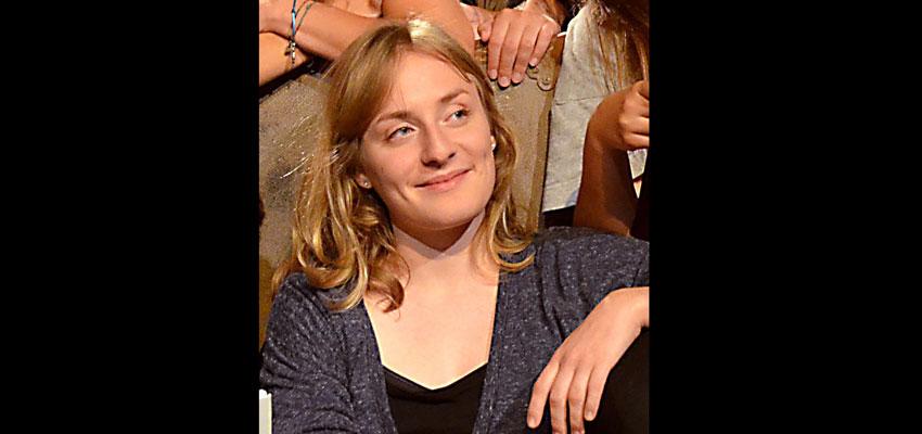 """Hoy hablamos con Laura Bierle, una de nuestras actrices alemanas de """"Lorca, Calderón y los estudiantes de Babel"""""""