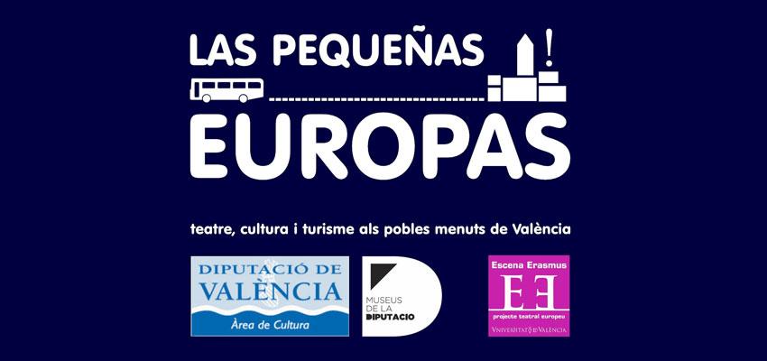 """El próximo 2 de julio se estrena en el claustro de La Nau, """"Los viajeros"""" el nuevo espectáculo de Escena Erasmus"""