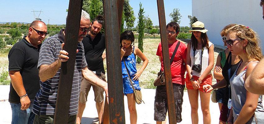 """La generositat de la Vall d'Albaida acull """"Els Viatgers"""""""