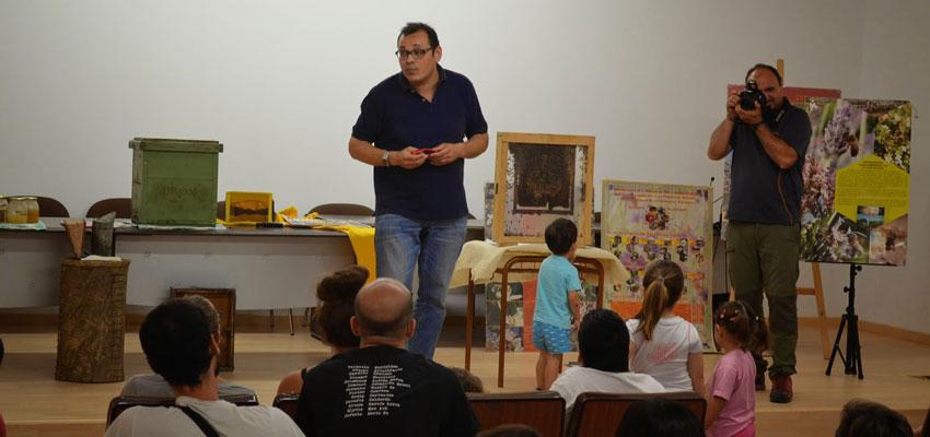Presentación de Gestalgar a cargo de su alcalde Raúl Pardos