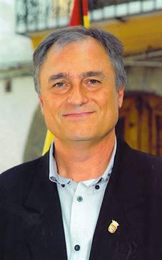 Manuel Civera, alcalde de Llíria