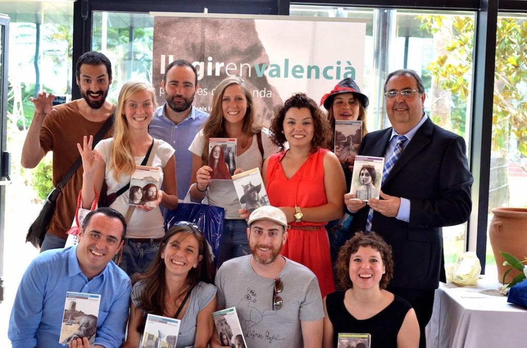Campanya Bromera Llegir en Valencià