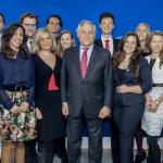Escena Erasmus celebra en el Parlamento Europeo los 10 años del Premio Carlomagno de la Juventud