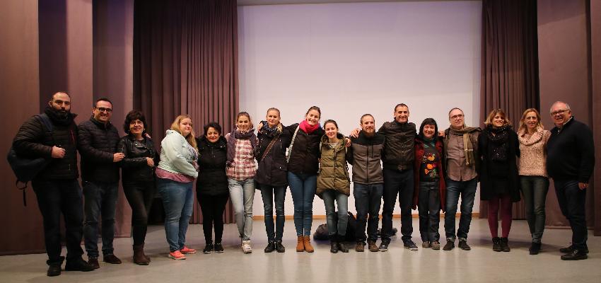 El IVAJ llevará el espectáculo de Escena Erasmus a Alicante y Castellón dentro de la campaña #AmbLesRefugiades