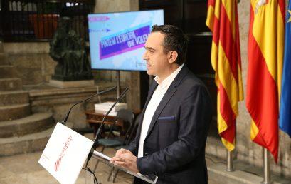Escena Erasmus se suma als actes del Dia d'Europa organitzats per la Generalitat Valenciana