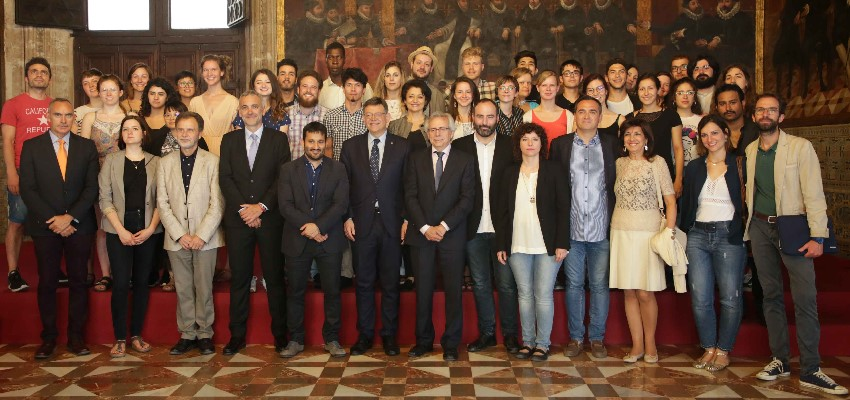 València, seu d´Erasmus Scene European Festival, el primer encontre teatral universitari Erasmus+