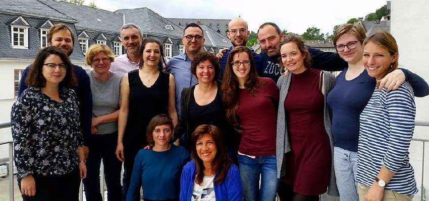 Europa reconeix el projecte teatral Erasmus+ Scene Network amb el Segell Europeu del Patrimoni Cultural