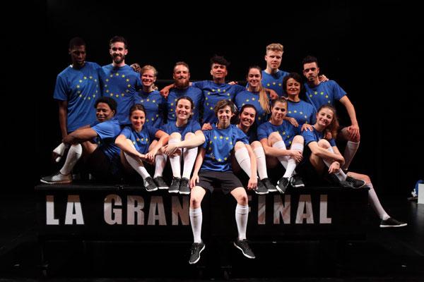 """Escena Erasmus visita per primera vegada Alacant amb """"La Gran Final"""
