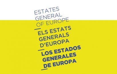 """La Universitat de València organiza los """"Estados Generales de Europa"""", una consulta ciudadana donde todos pueden participar"""