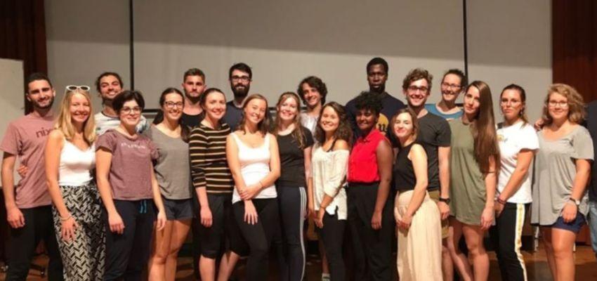 El décimo curso de Escena Erasmus se pone en marcha