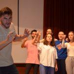 El nuevo espectáculo de Escena Erasmus homenajea a Primo Levi y alerta del auge de la ultraderecha en Europa