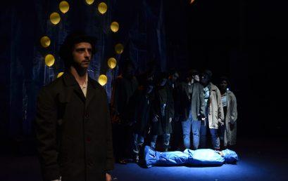 Ontinyent acull per cinqué any consecutiu la nova producció del projecte teatral europeu Escena Erasmus de la Universitat de València