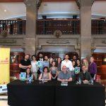 L'IVAJ porta la gira d'Escena Erasmus amb 'El show del nou món' a Alcoi, Bocairent, Vilafranca i la Mata