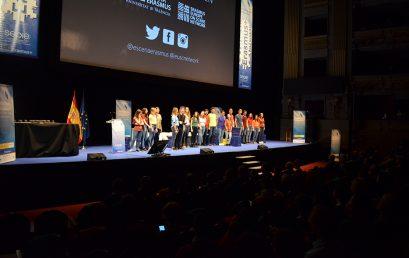 Escena Erasmus pone en pie al Teatro Real de Madrid y presenta su nuevo espectáculo