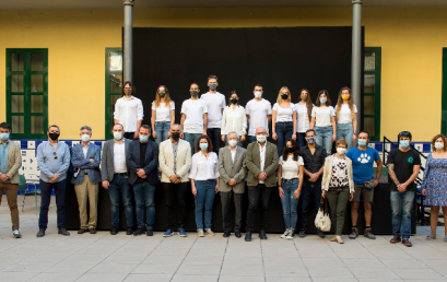 La crisi sanitària i el canvi climàtic, protagonistes de la gira d'Escena Erasmus UV i Cultura de la Diputació de València
